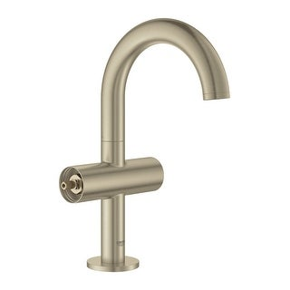 Grohe 21 031 3  Atrio 1.2 GPM Single Hole M-Size Bathroom Faucet with Pop-Up Drain Assembly