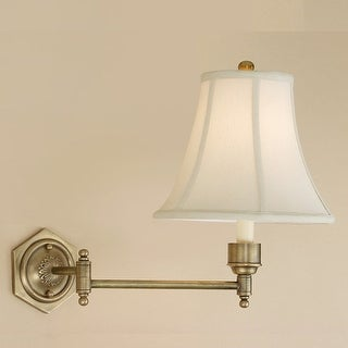 JVI Designs 323 1 light Swing Arm Wall Sconce from the Swing Arm collection