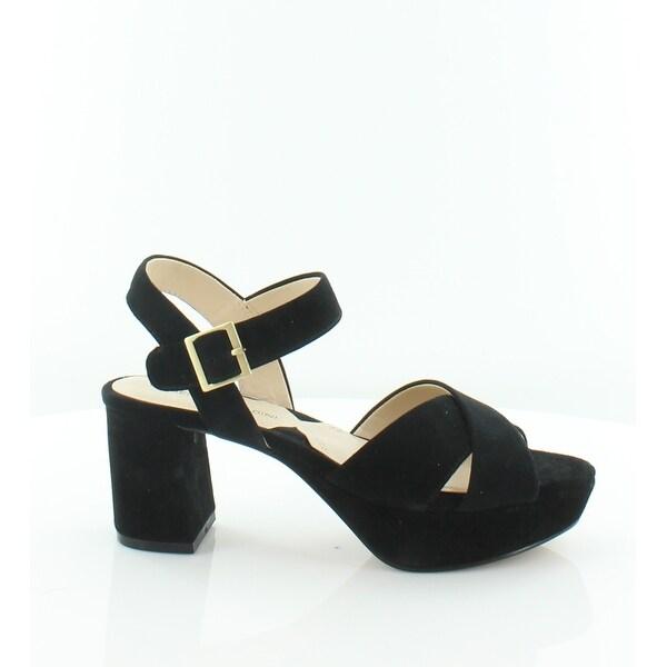 Adrienne Vittadini Powel Women's Heels Black - 6.5