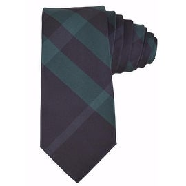 Burberry 100% Silk Rohan Carbon Blue and Green Nova Check Neck Tie|https://ak1.ostkcdn.com/images/products/is/images/direct/69a7c25e3459419fd02cd7db725ba1606c7fafc2/New-Burberry-%24165-100%25-Silk-Rohan-Carbon-Blue-and-Green-Nova-Check-Neck-Tie.jpg?_ostk_perf_=percv&impolicy=medium