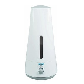 Perfect Aire PAU22 Tabletop Micro Mist Ultrasonic Humidifier, 30 Watts