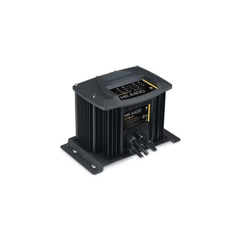 Minn Kota MK-440D 4-Bank On-board Battery Charger 1824405 w/ FCC Compliant