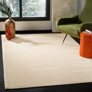 Link to Safavieh Natural Fiber Gyorgy Seagrass Rug Similar Items in Industrial Rugs
