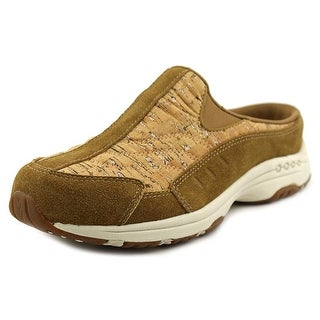 Easy Spirit Travel Time Round Toe Synthetic Mules