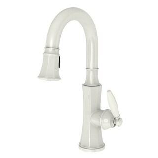 Newport Brass 1200-5223 Pullout Spray High-Arc Bar / Prep Faucet from the Metrop