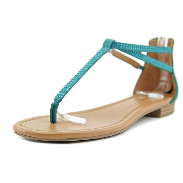 Style & Co Brinna Women Open Toe Synthetic Thong Sandal