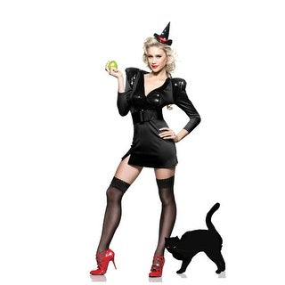 Seven til Midnight Witch-a-Licious Adult Costume - Solid