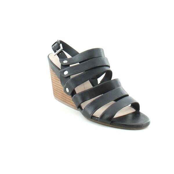 Naya Lassie Women's Heels Black - 9.5