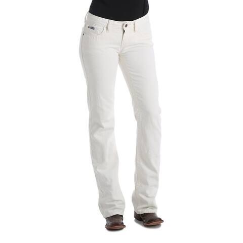 Cinch Western Jeans Womens Ada Ready To Dye Cream