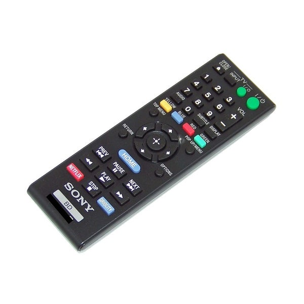 OEM Sony Remote Originally Shipped With: BDPS580, BDP-S580, BDPS380, BDP-S380, BDPS480, BDP-S480