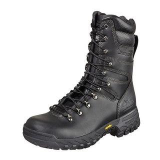 Thorogood Work Boots Mens Firestalker Elite Hiking Black 834-6383