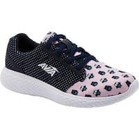 Avia Girls' AVI-Kismet Sneaker True Navy/Lilac Shadow/White