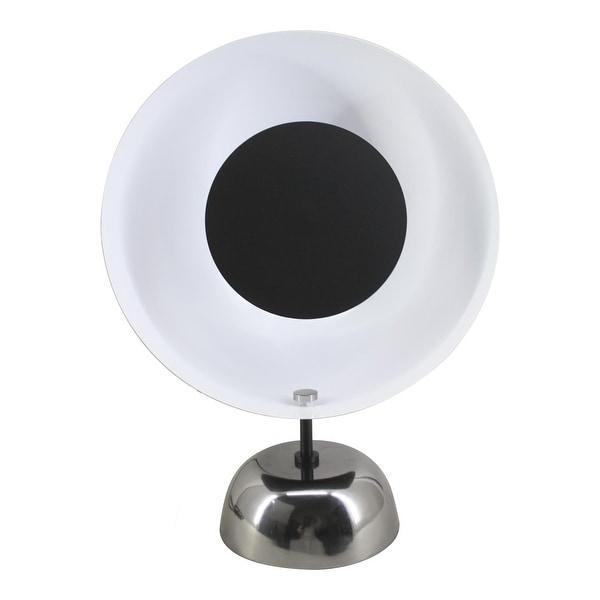 Aurelle Home Modern Half Moon Shape Table Lamp. Opens flyout.