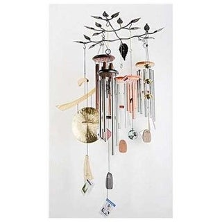 Woodstock Chimes WOODHSWD Wall Hanging Display