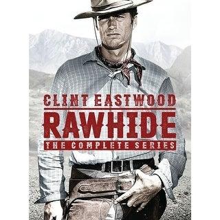 Rawhide: Complete Series [DVD]