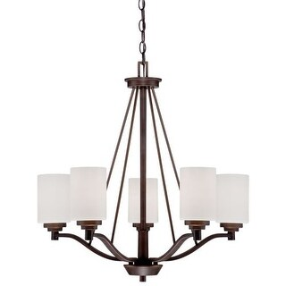 Durham 5 Light 1 Tier Chandelier