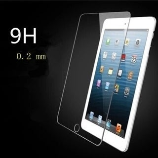 High quality 0.2 mm tempered glass film screen film fit for iPad Air / IPad 5 proof membrane