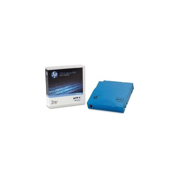 Hewlett Packard C7975A HP LTO Ultrium 5 Data Cartridge - LTO-5 - 1.50 TB (Native