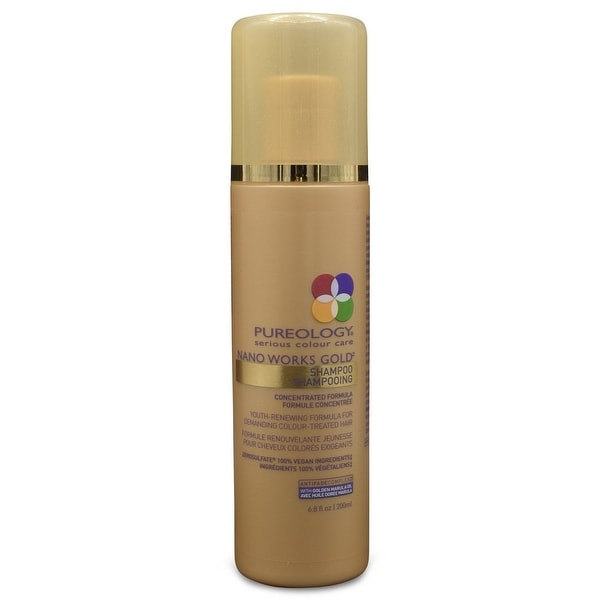 Pureology Nano Works Gold Shampoo 6.8 fl Oz