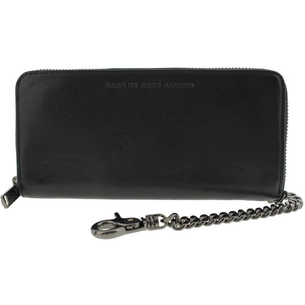 Marc by Marc Jacobs Womens Stevie Clutch Wallet Leather Zip Around - o/s