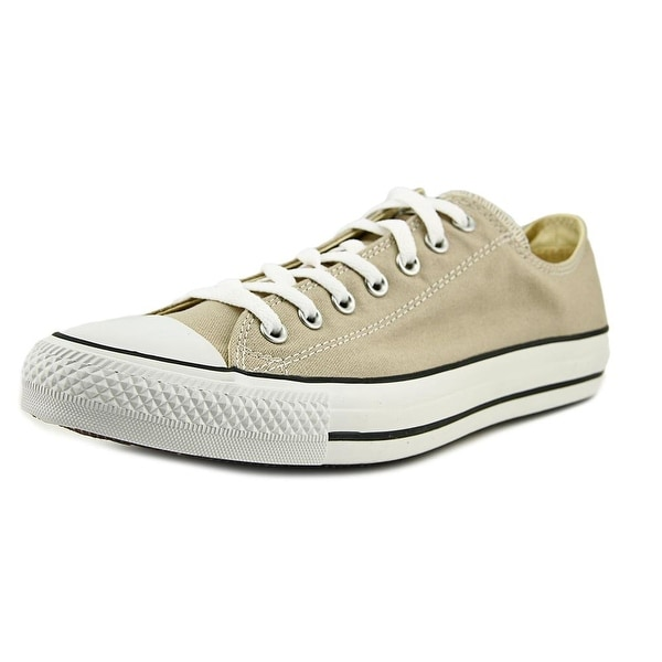 7a75633d9e3 Shop Converse Chuck Taylor All Star OX Men Round Toe Canvas Sneakers ...