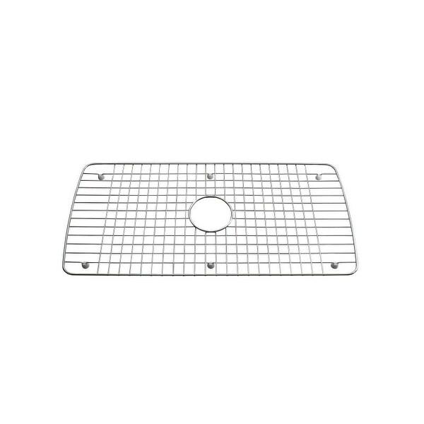 Kohler K 6063 Cape Dory Single Basin Stainless Steel Sink Rack