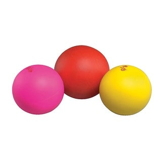 Trial 3.3 lb Practice Shot Put, Pink