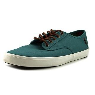 Vans Aldrich SF Men  Round Toe Canvas Blue Skate Shoe