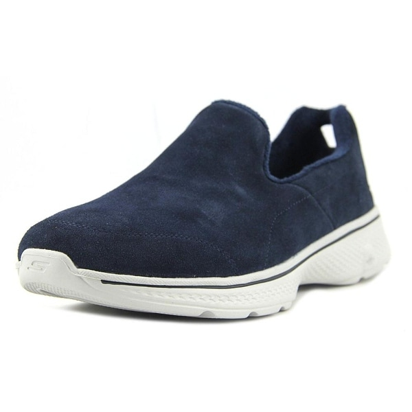 Skechers GoWalk 4 - Capacity Men Round Toe Synthetic Walking Shoe