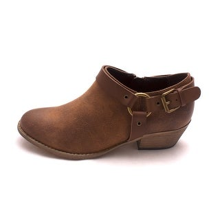 Very Volatile Womens Haisley Closed Toe Ankle Fashion Boots - 7.5
