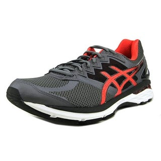 Asics Gt-2000 4 Men Round Toe Synthetic Gray Running Shoe