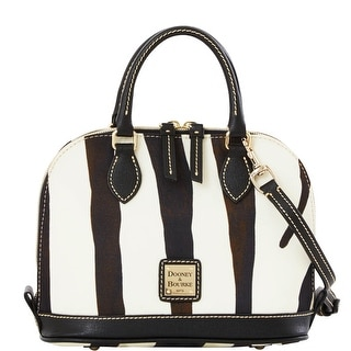 Dooney & Bourke Nylon Bitsy Bag (Introduced by Dooney & Bourke at $178 in Jan 2016) - Zebra