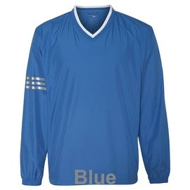 adidas - ClimaProof® Colorblock V-Neck Windshirt (More options available)
