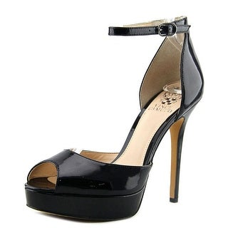Vince Camuto Lillith 2 Women Peep-Toe Patent Leather Heels