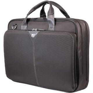 Mobile Edge MEBCNP1B Mobile Edge 16-Inch Premium Nylon Laptop Briefcase