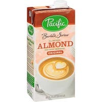 Pacific Natural Foods Barista Series Original Almond Beverage - Case of 12 - 32 Fl oz.