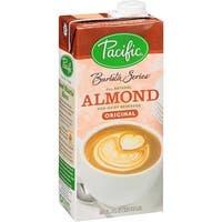 Pacific Natural Foods Barista Series Original Almond Beverage - Case of 12 - 32 Fl oz.