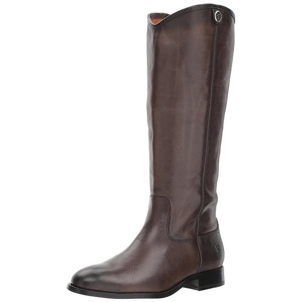 8917e274559 Shop FRYE Women s Melissa Button 2 Extended Calf Riding Boot - 7.5 ...