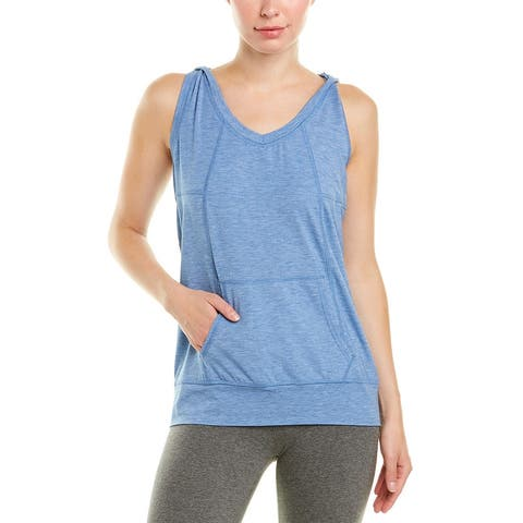 Nanette Lepore Seamed Hooded Tank