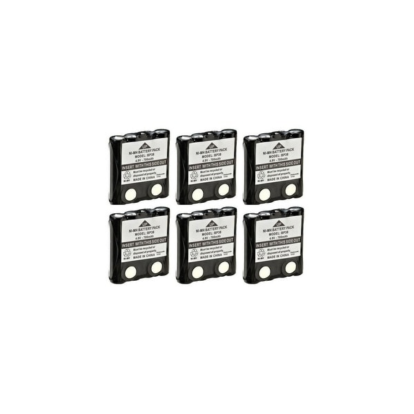 Uniden Battery for Uniden (BP-38) (6-Pack) Battery for Uniden (BP-38)