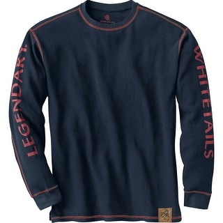 Legendary Whitetails Men's Cruiser Waffle Knit Thermal