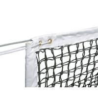 Sportime Best Buy Tennis Net with 2.6 mm Braided Polyethylene