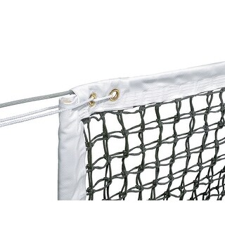 Sportime Best Buy Tennis Net with 2.6 mm Braided Polyethylene
