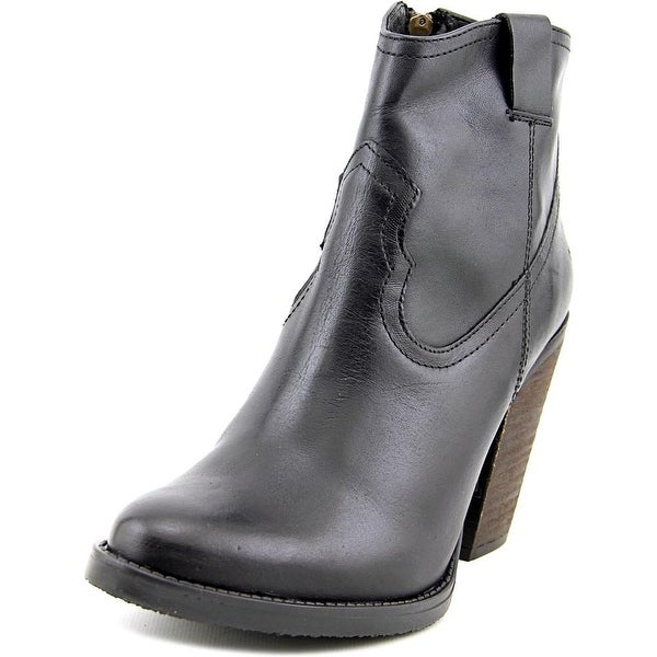 Musse & Cloud Josie Women Black Boots