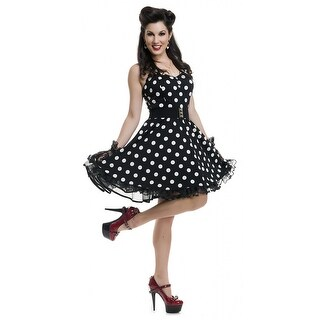 Pin Up Polka Dot Dress