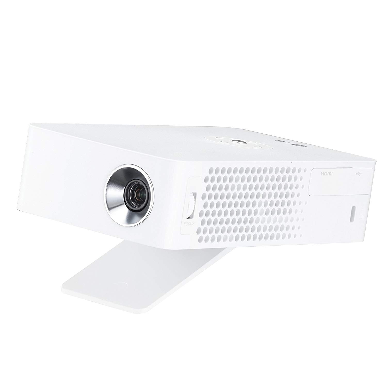LG Electronics PH30JG LED Projector with Built-in Battery and Bluetooth Sound (2017 Model)