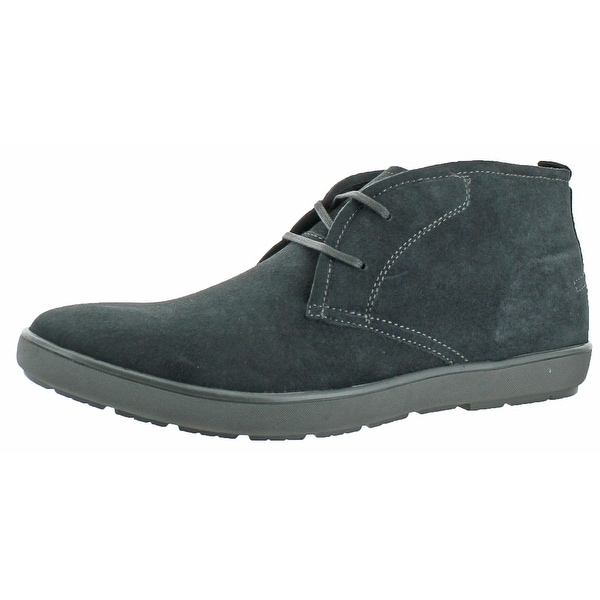 Calvin Klein Men's Nowles Suede Casual Chukka Boot Shoes