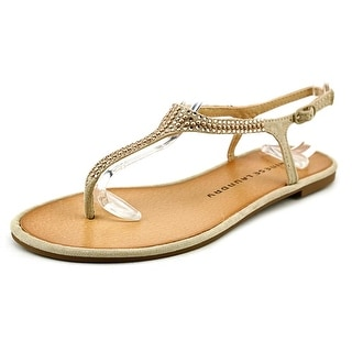 Chinese Laundry Z-Good Will Women Open Toe Synthetic Thong Sandal
