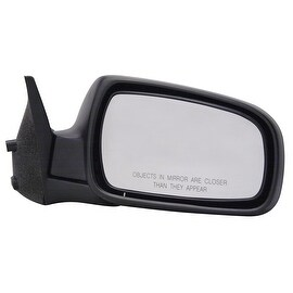 Pilot Automotive TYC 5710031 Black Passenger/ Driver Side Power Non-Heated Replacement Mirror for Nissan Maxima