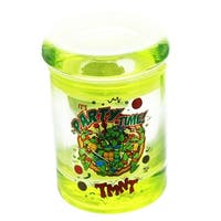Teenage Mutant Ninja Turtles Party Time 3oz Jar - Multi